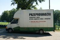 flota firmy Beskid-Przeprowadzki